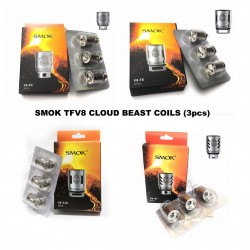 SMOK TFV8 Cloud Beast Coil (3 Pcs)