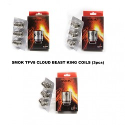 SMOK TFV12 CLOUD BEAST KING Coil (3 Pcs)
