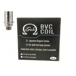 Innokin iSub BVC Coil (5 pack)