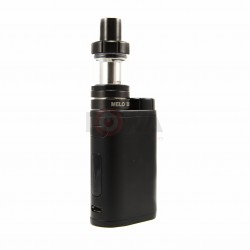 Eleaf iStick Pico 75W with MELO III Mini Tank Starter Kit- FULL BLACK