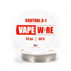 Kanthal A-1 24ga Wire (30 FT)
