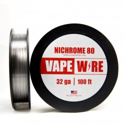 Nichrome 80 Wire(100 FT)