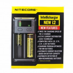 Nitecore I2 Charger 2016 Version