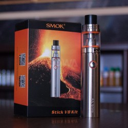 SMOK Stick V8 Kit - Silver